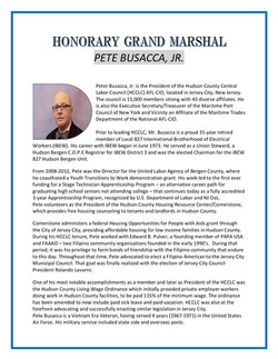 busacca's bio