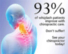 Whiplash Injury Chiropractor