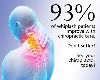 Whiplash Injury Chiropractor