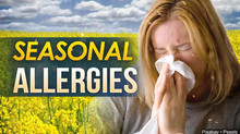 Seasonal Allergy Relief!