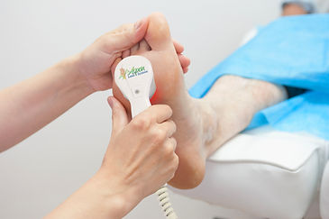 Laser Therapy for Foot Pain