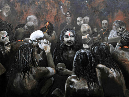 THE AGHORI: MODERN MYTH OR ANCIEN TRUTH?