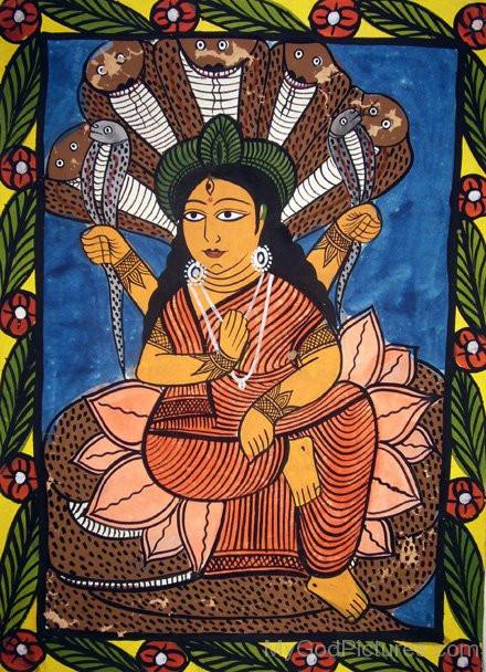 Манасадэви