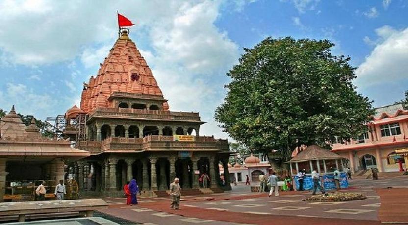 Храм Шри Махакалешвара.