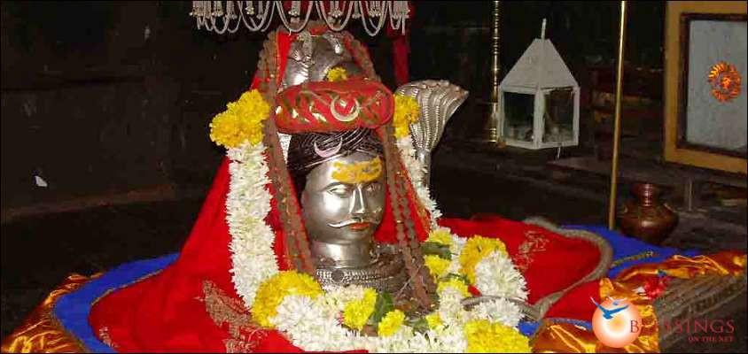 Бхимашанкар, шт. Махараштра, Индия.