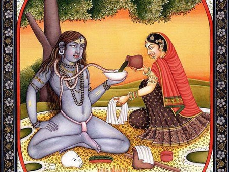 WHY BHANG IS A FAVORITE OFFERING TO LORD SHIVA?