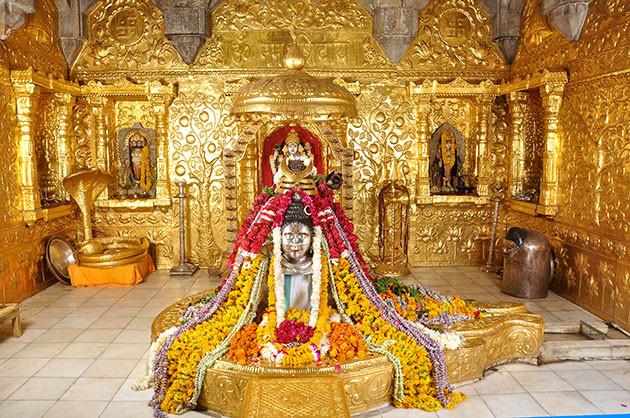 Прабхас Патан, Саураштра, шт. Гуджарат, Индия.