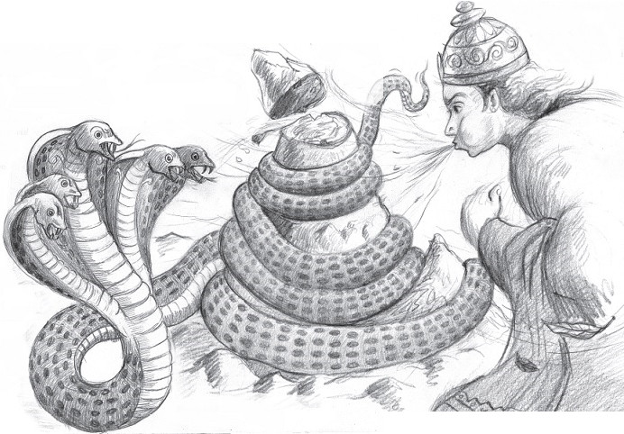Васуки vs Ваю.