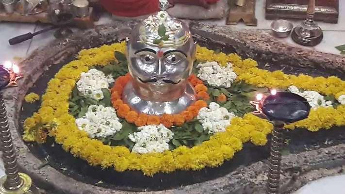 Трйамбакешвар, шт. Махараштра, Индия.