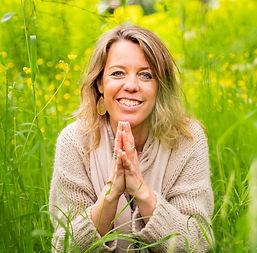Ilanit Rani de Wilde. Sound Healer, Yogadocent, meditatie begeleidster.