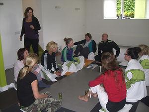 Adem & Extase, ademworkshop in Enschede.