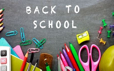 Back to school.....