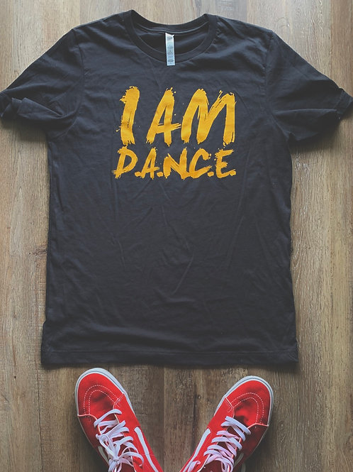 I AM D.A.N.C.E classic black & yellow edition