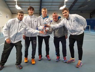 Champion d'Essonne !