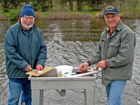 Remembering Dad on Poygan's Shores