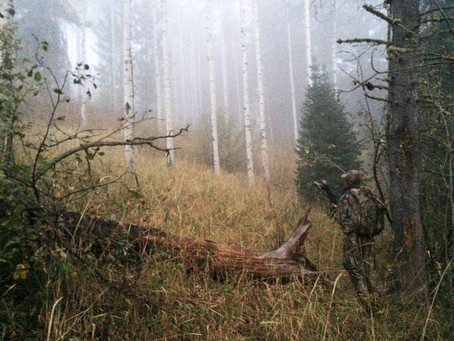 Aging Hunters Can Cheat Neither Time Nor the Mountain