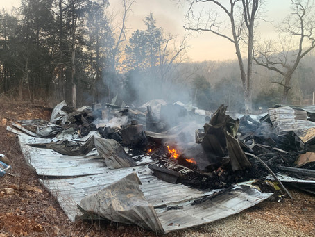 Arsonist Destroys Dreams, Treasures by Torching Cabin