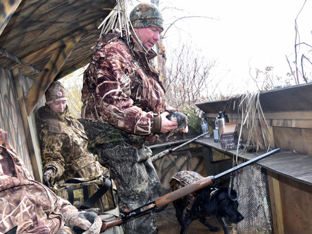 Hunting's Heritage Grows One Family at a Time
