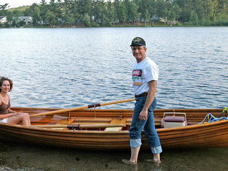 Friendly Women and Old Men: Wooden Boats Summon Them