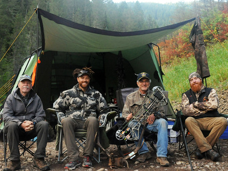 Contrasting Styles: 2 Hunters Share Public Land Differently