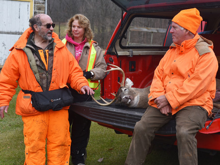 Wisconsin Gun Hunt's Slow Pace Mimics Bow Season