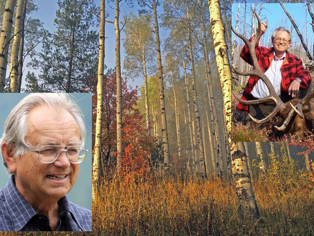 Valerius Geist was a Titan of North American Conservation