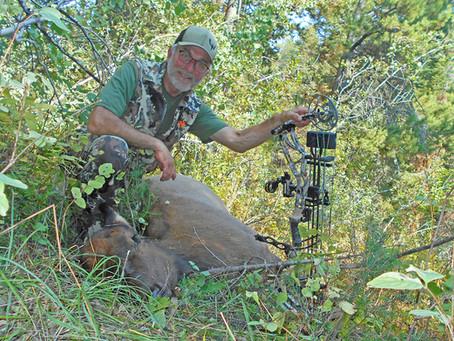 Final-Day Elk Bowhunt Defies 4% Odds of Success