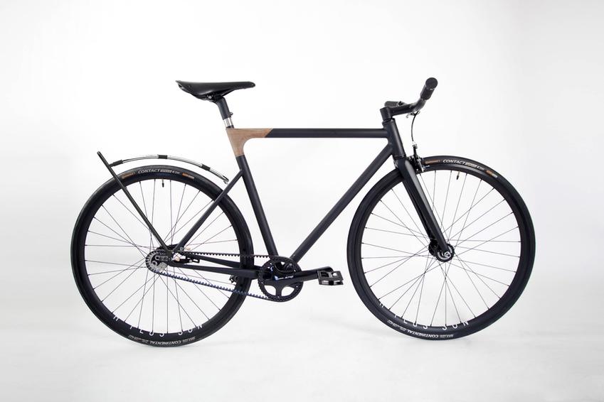 Bike rack - Rambla