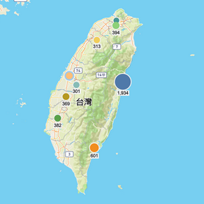 【Data Insight】數據地圖