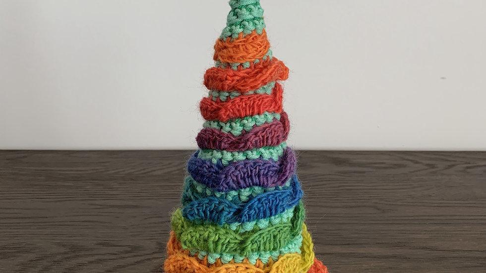 Multicoloured NHS Tree