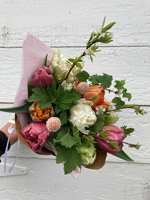 Mother's Day Mixed Tulip Bouquet