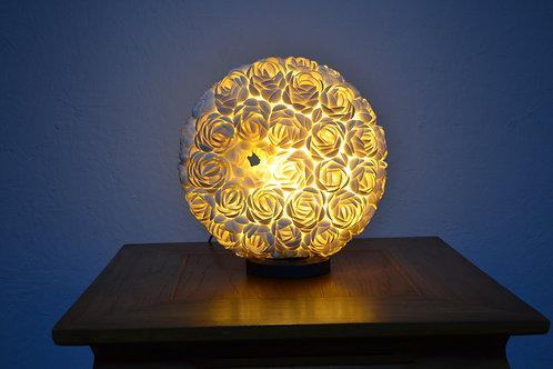 Lámpara de Conchitas Moon