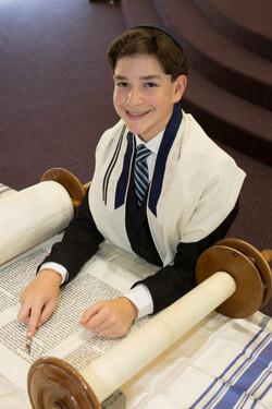 Joshua Bar Mitzvah 2017