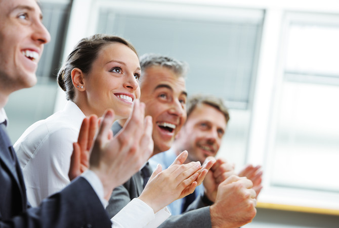 Un equipo de trabajo feliz es un equipo de calidad
