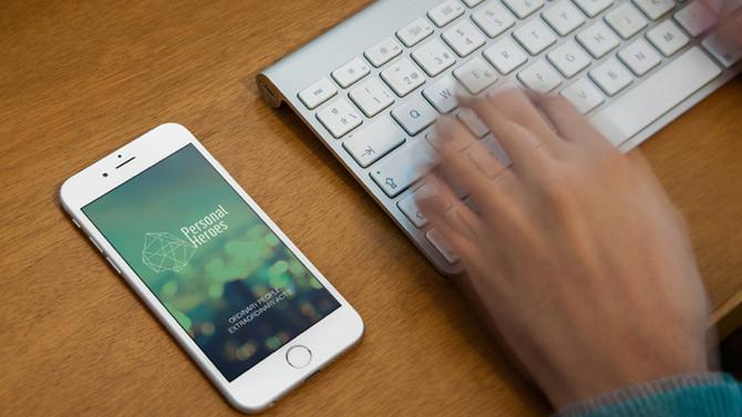 ¿Has escuchado hablar de la app chilena Personal Heroes?