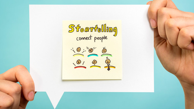 Storytelling para tener éxito con empleados y clientes