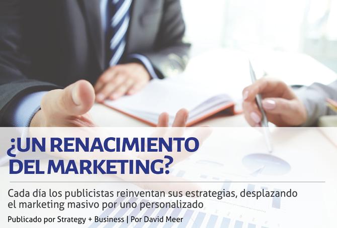 ¿Un renacimiento del marketing?
