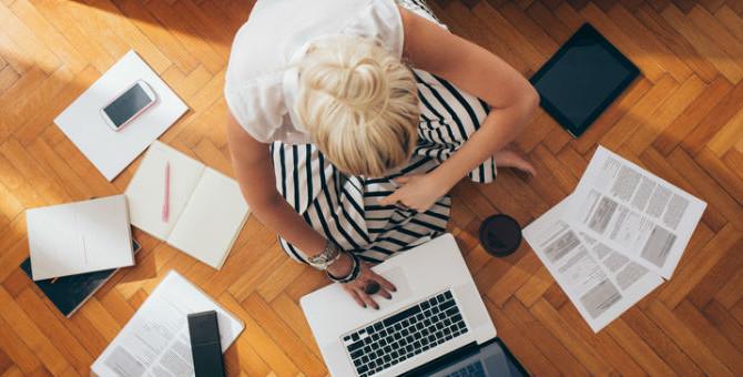 Descubra 6 claves para trabajar de forma remota