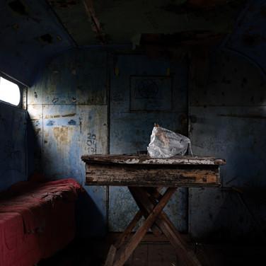 Pripyat Bus Station