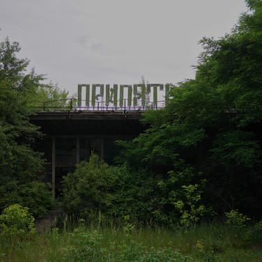 Pripyat Cafe