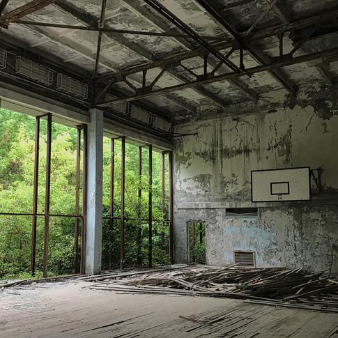 Pripyat Public Pool