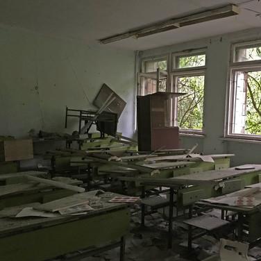 Pripyat Middle School
