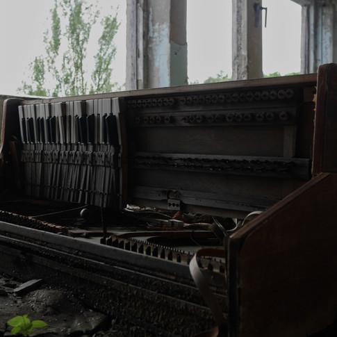Pripyat Factory Jupiter