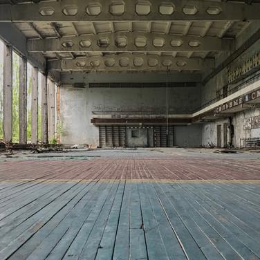 Pripyat Palace of Culture