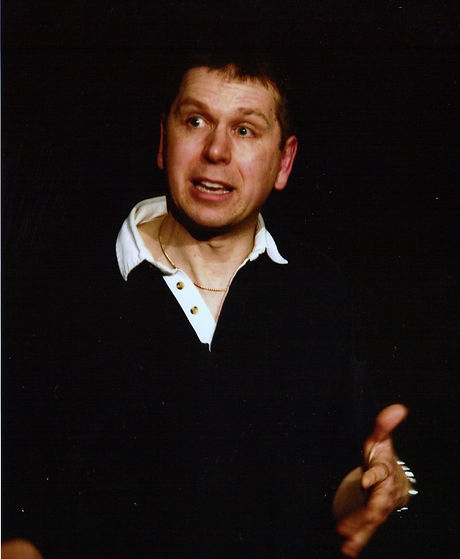 Simon Atkins as Eddie in One Fine Day, Worcester Festival 2006