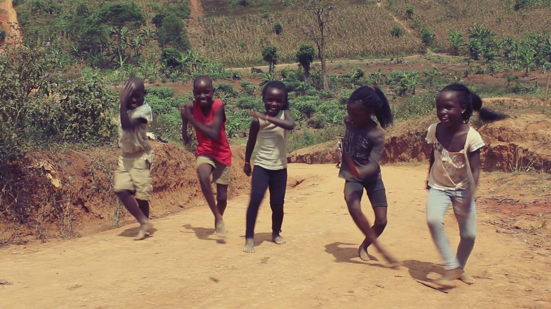 I LOVE YOU AFRICA (DANCE VIDEO)