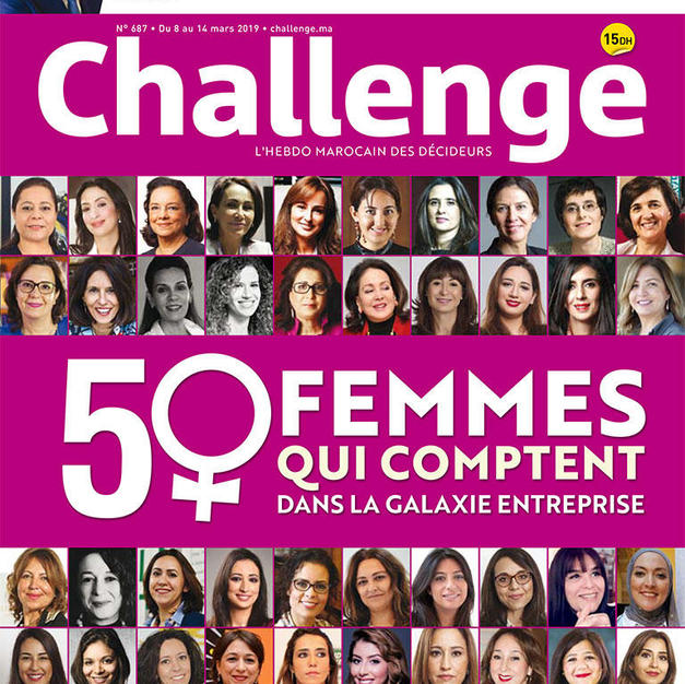 50 Most Influential Women in Business