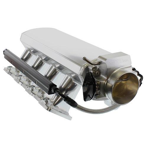 Aluminum Intake Manifold Polished
