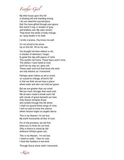 Why Poetry~ Description