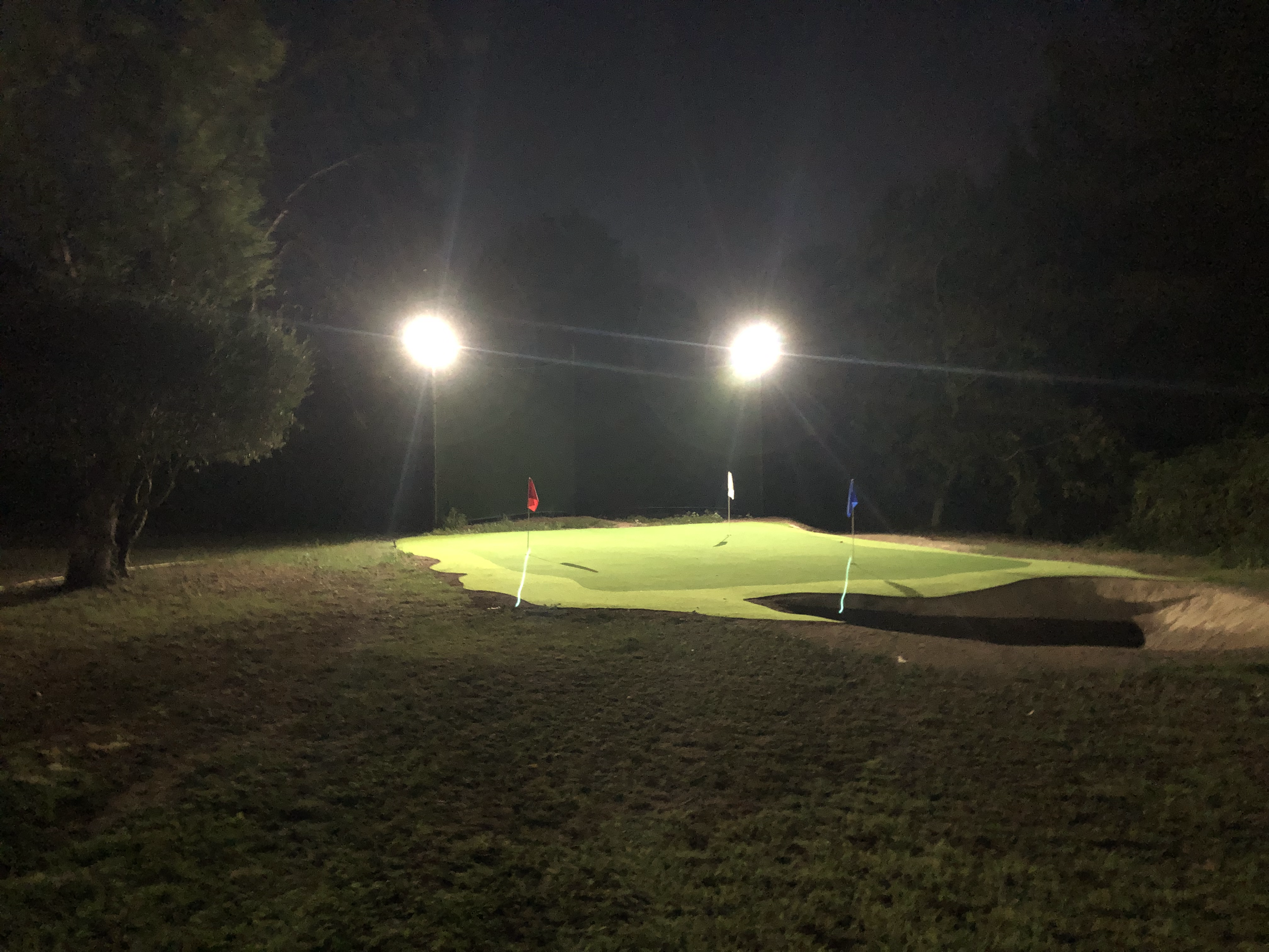 golf nuit